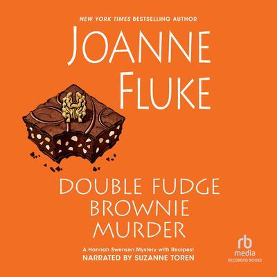 Double Fudge Brownie Murder Audiobook, by Joanne Fluke