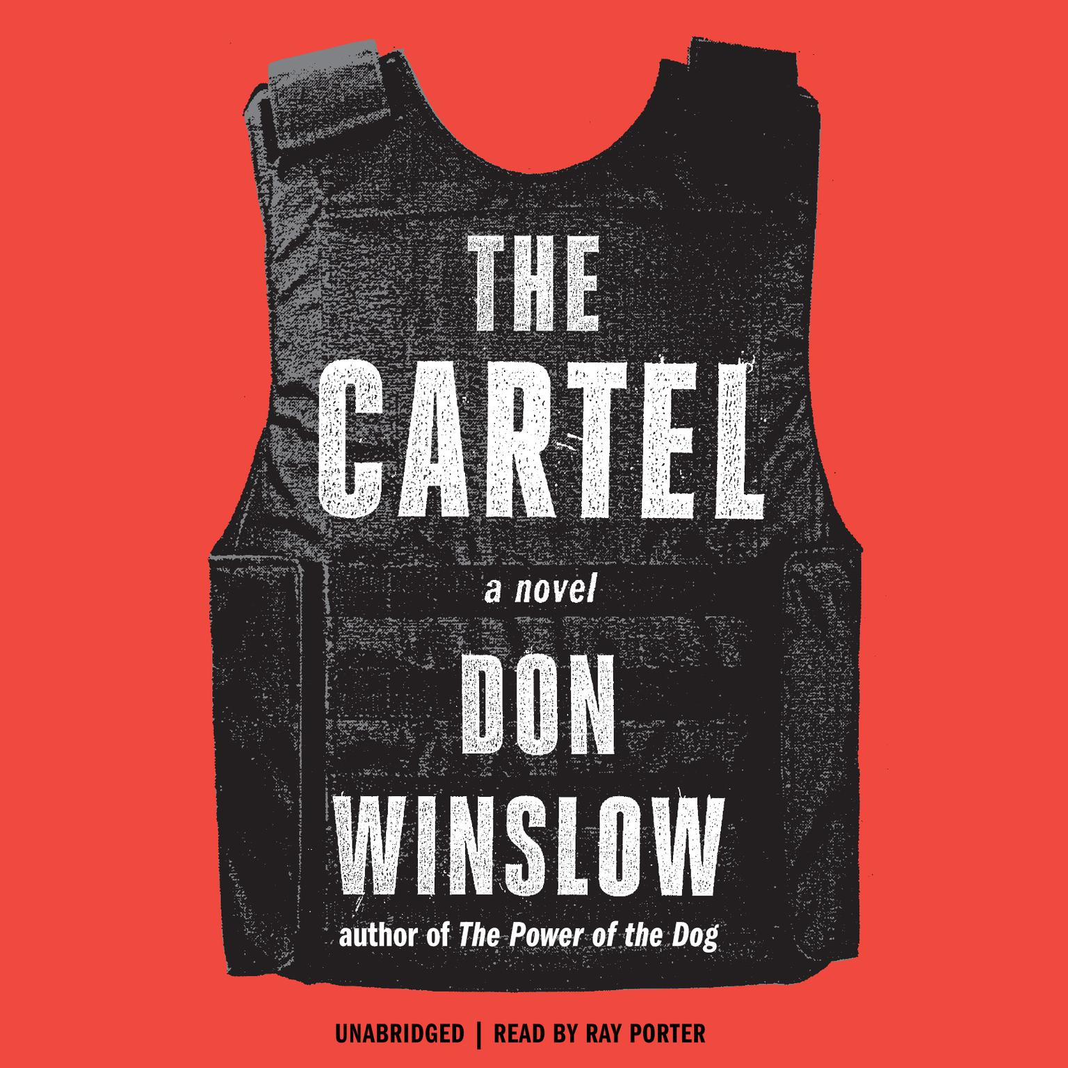 Printable The Cartel Audiobook Cover Art