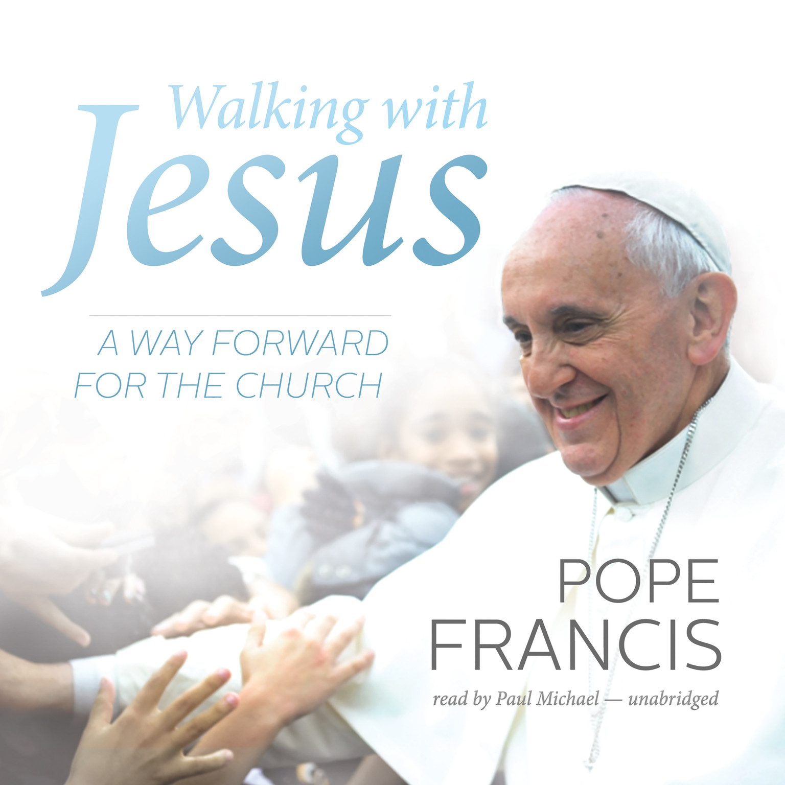 Printable Walking with Jesus: A Way Forward for the Church Audiobook Cover Art