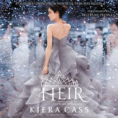 The Heir Audiobook, by Kiera Cass