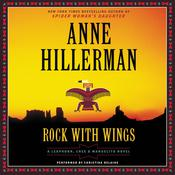 Rock with Wings Audiobook, by Anne Hillerman
