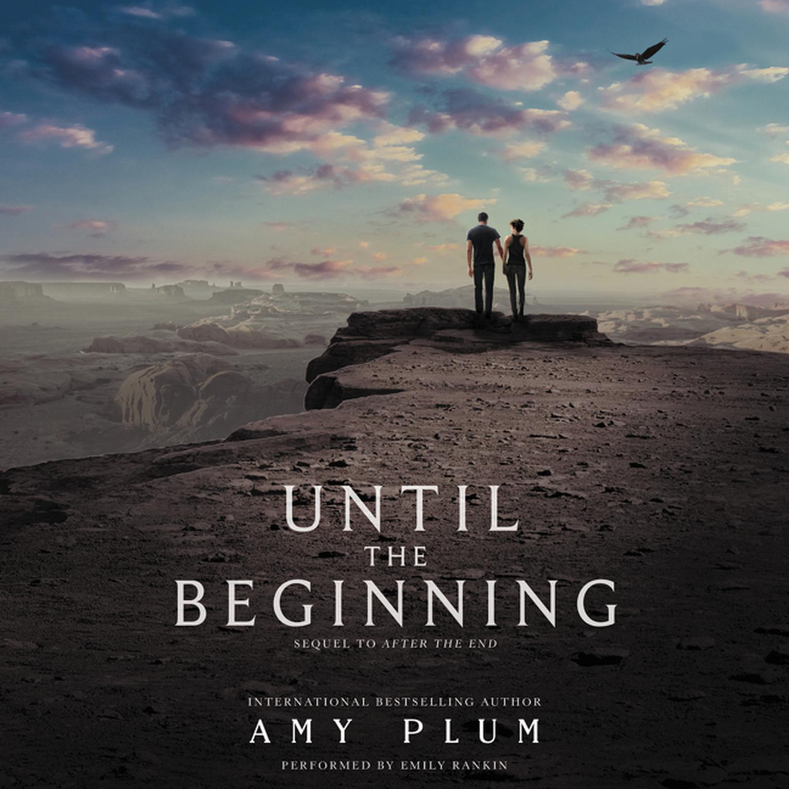 Printable Until the Beginning Audiobook Cover Art