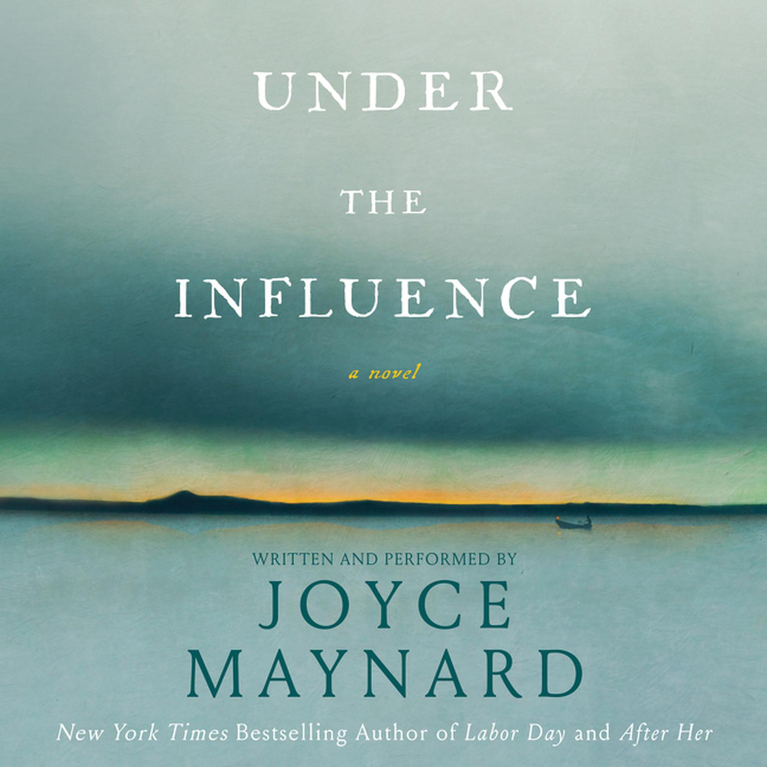 Printable Under the Influence: A Novel Audiobook Cover Art
