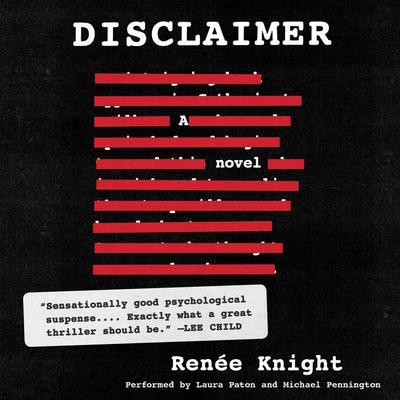 Disclaimer: A Novel Audiobook, by Renée Knight