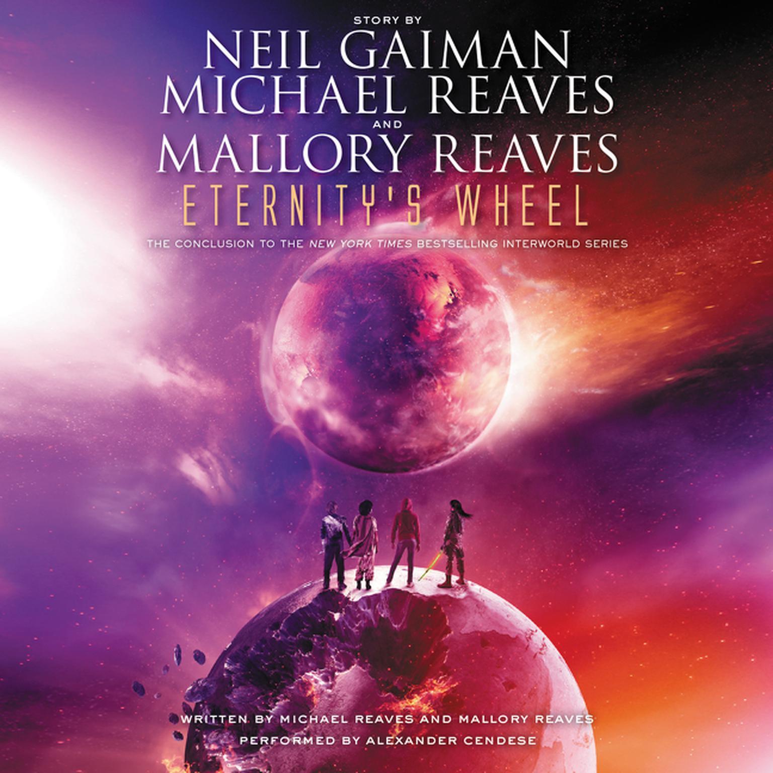 Eternitys Wheel Audiobook, by Neil Gaiman