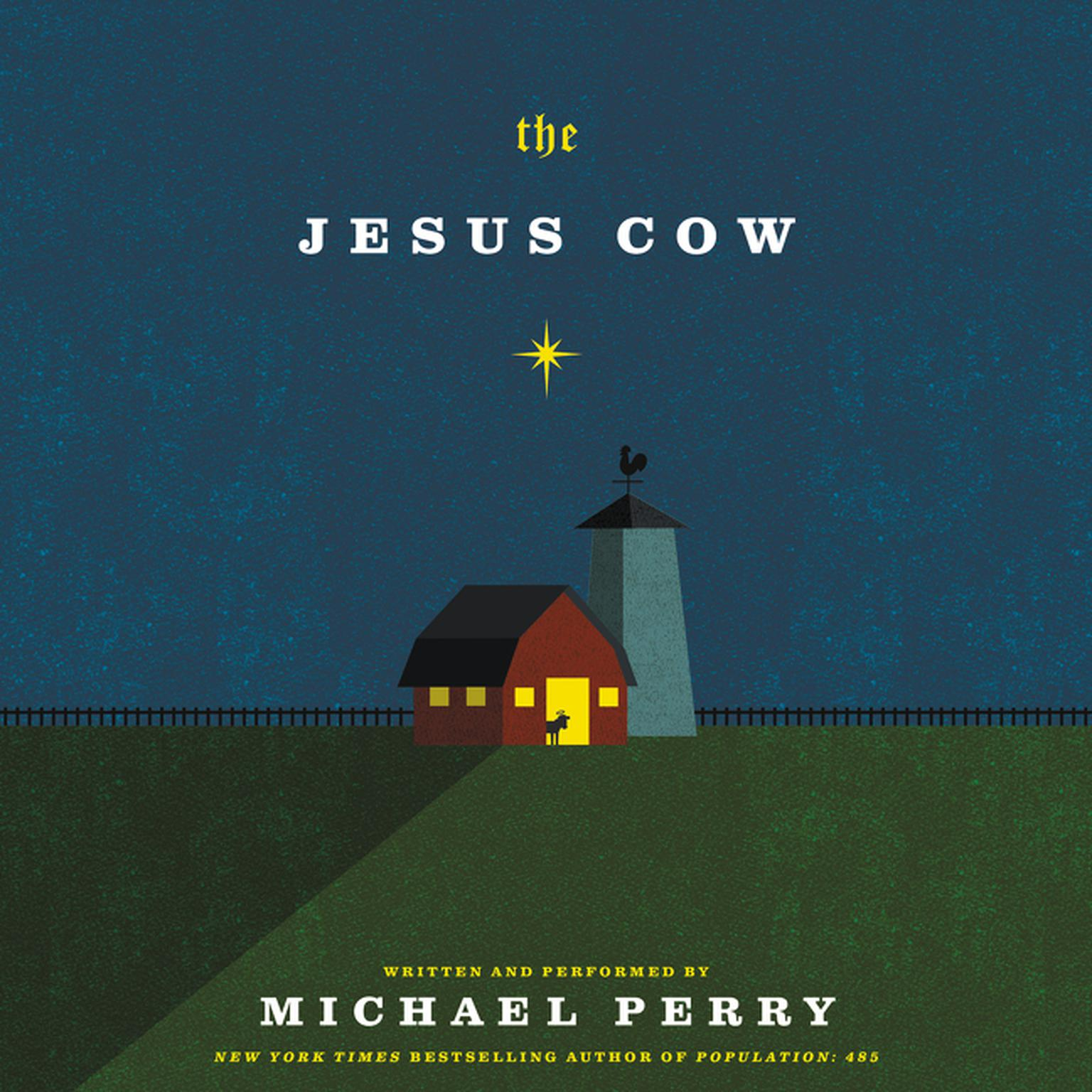 Printable The Jesus Cow: A Novel Audiobook Cover Art