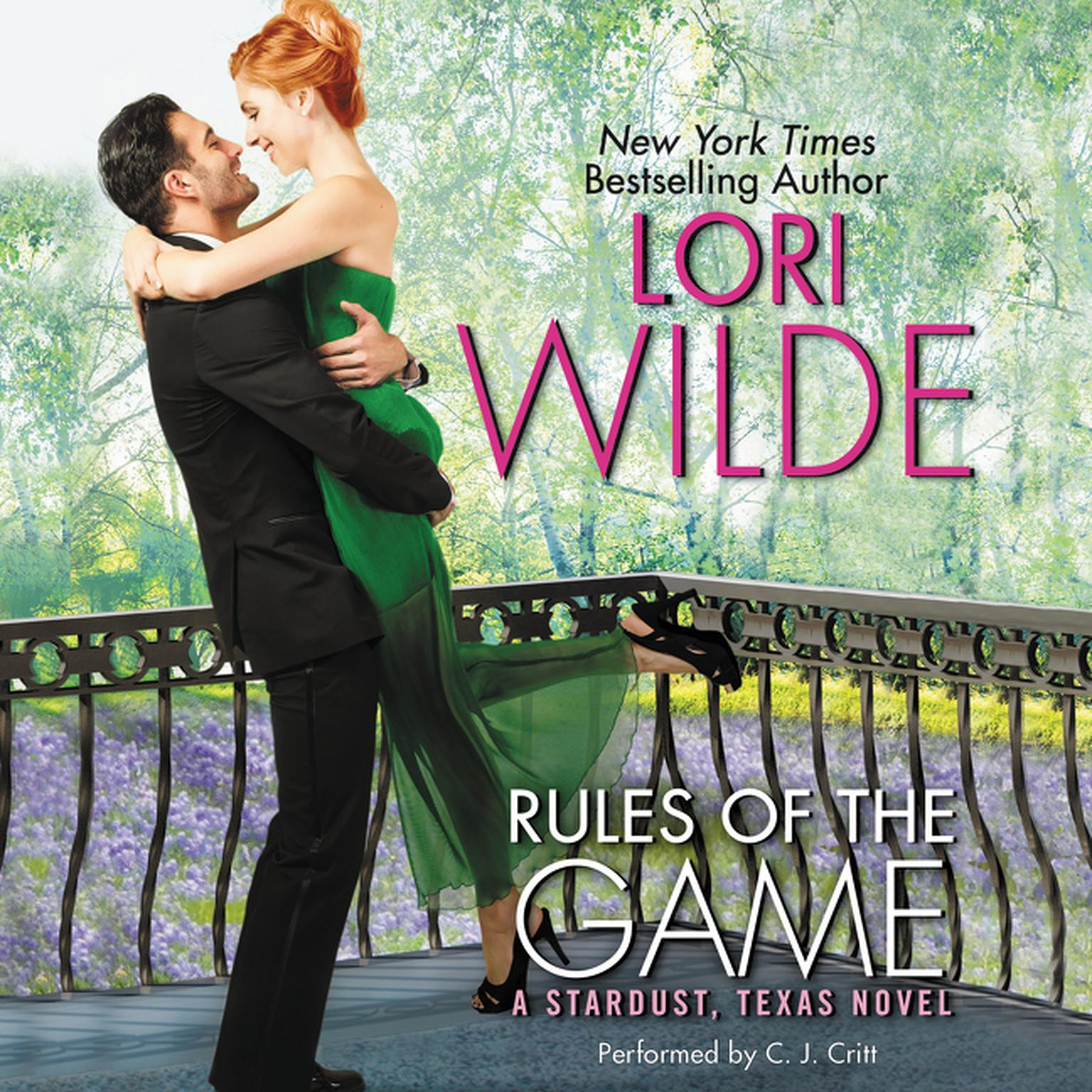Printable Rules of the Game: A Stardust, Texas Novel Audiobook Cover Art