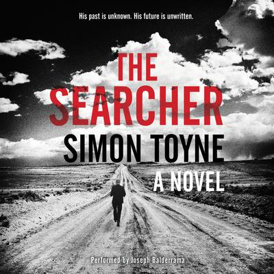 The Searcher: A Novel Audiobook, by Simon Toyne