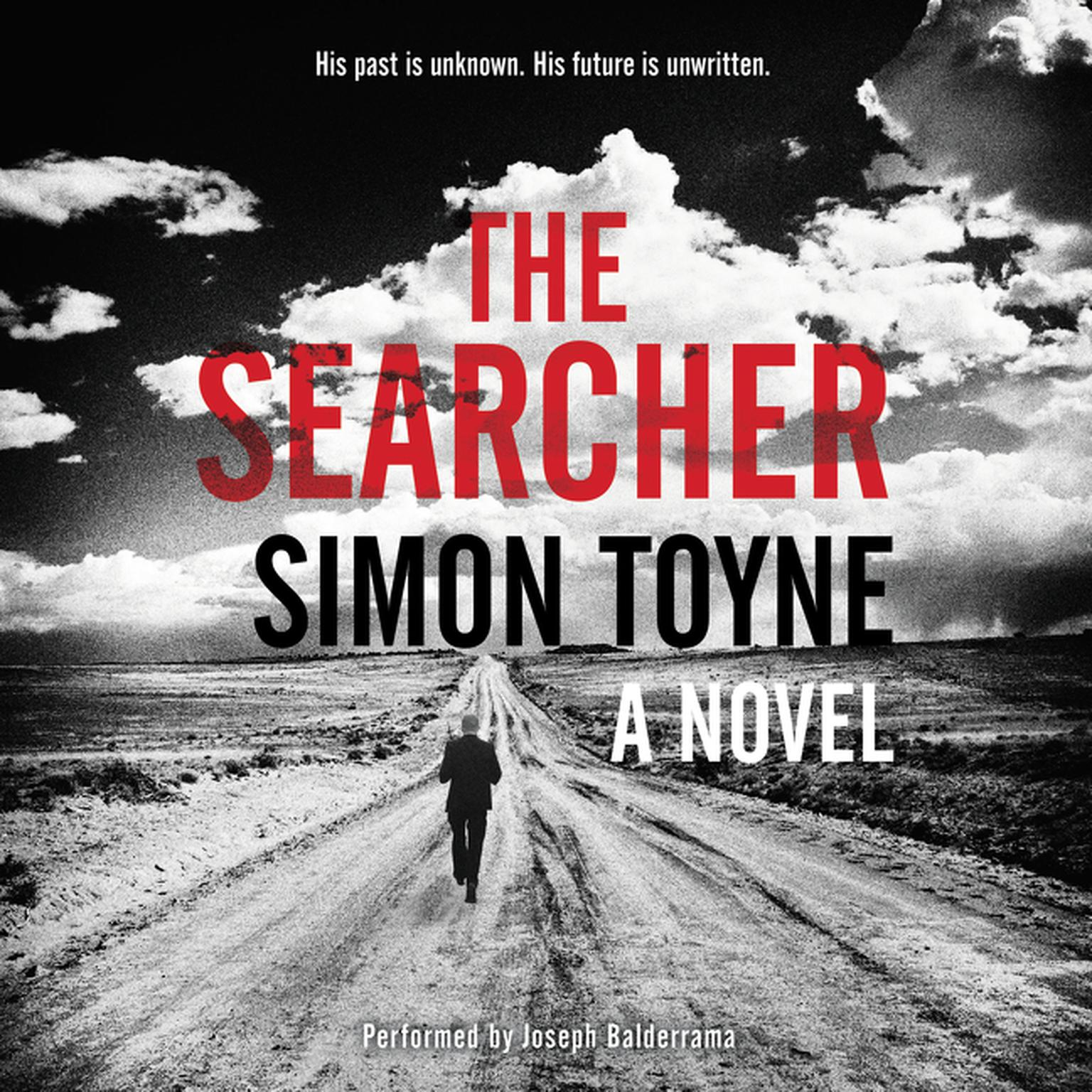 Printable The Searcher: A Novel Audiobook Cover Art