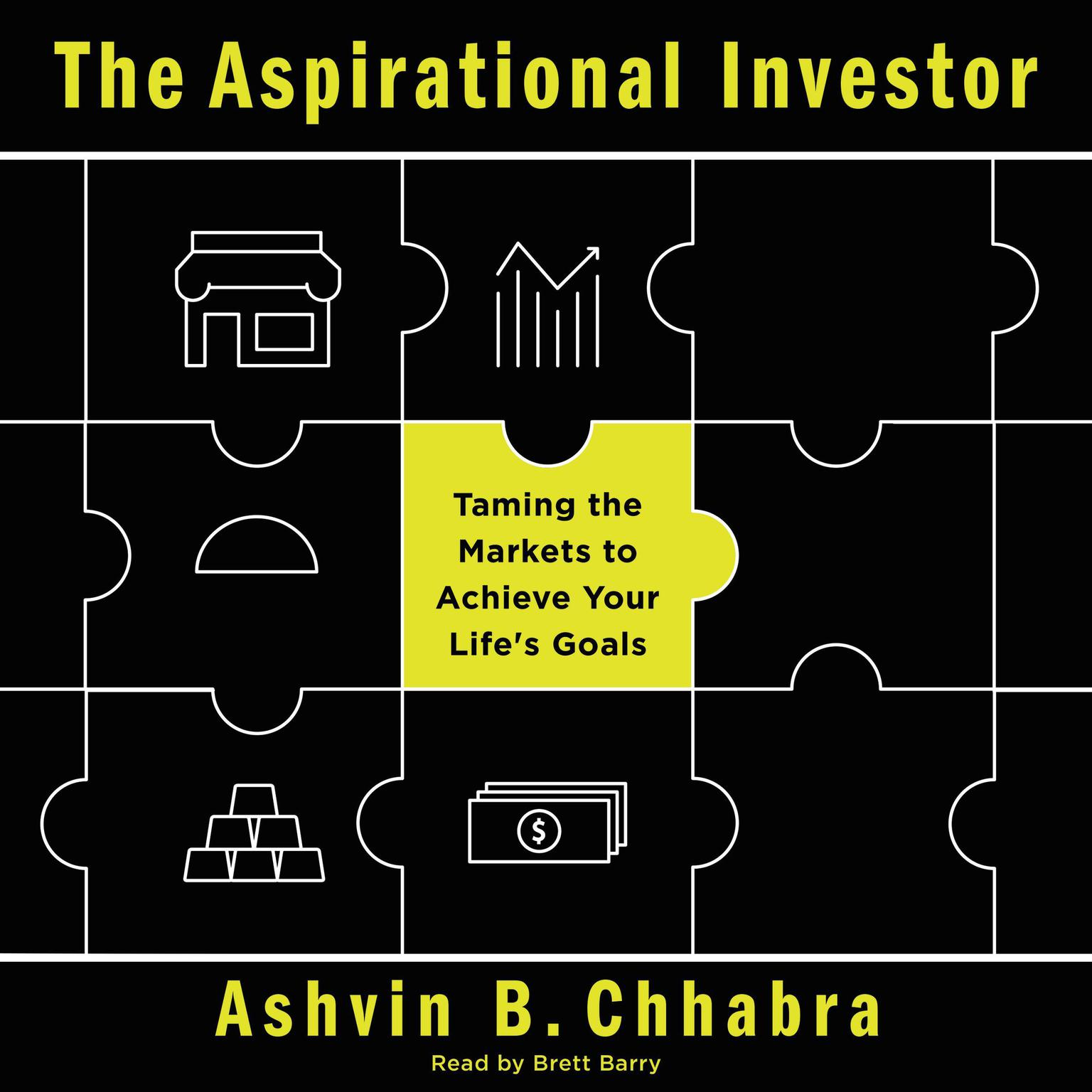 Printable The Aspirational Investor: Taming the Markets to Achieve Your Life's Goals Audiobook Cover Art