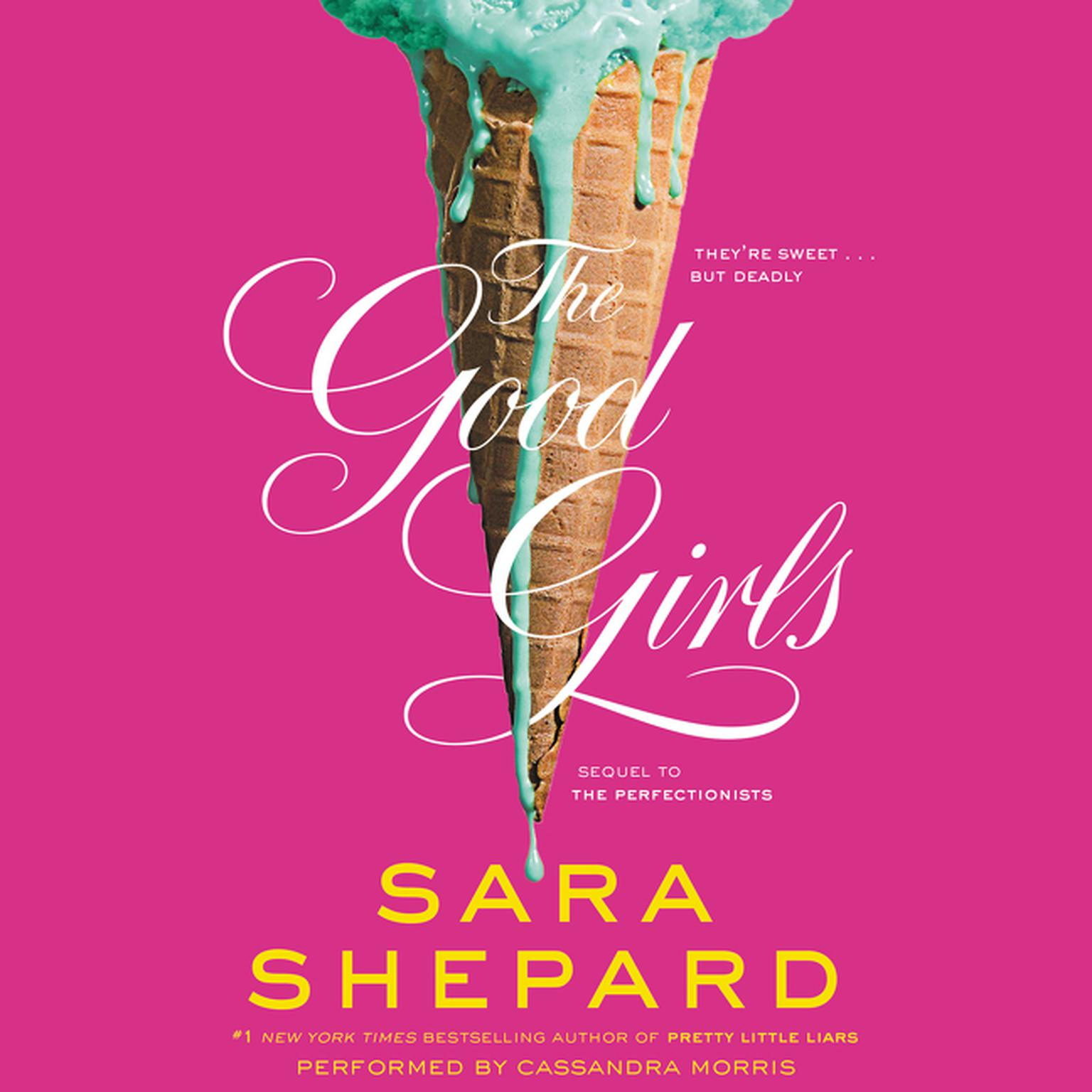 Printable The Good Girls Audiobook Cover Art