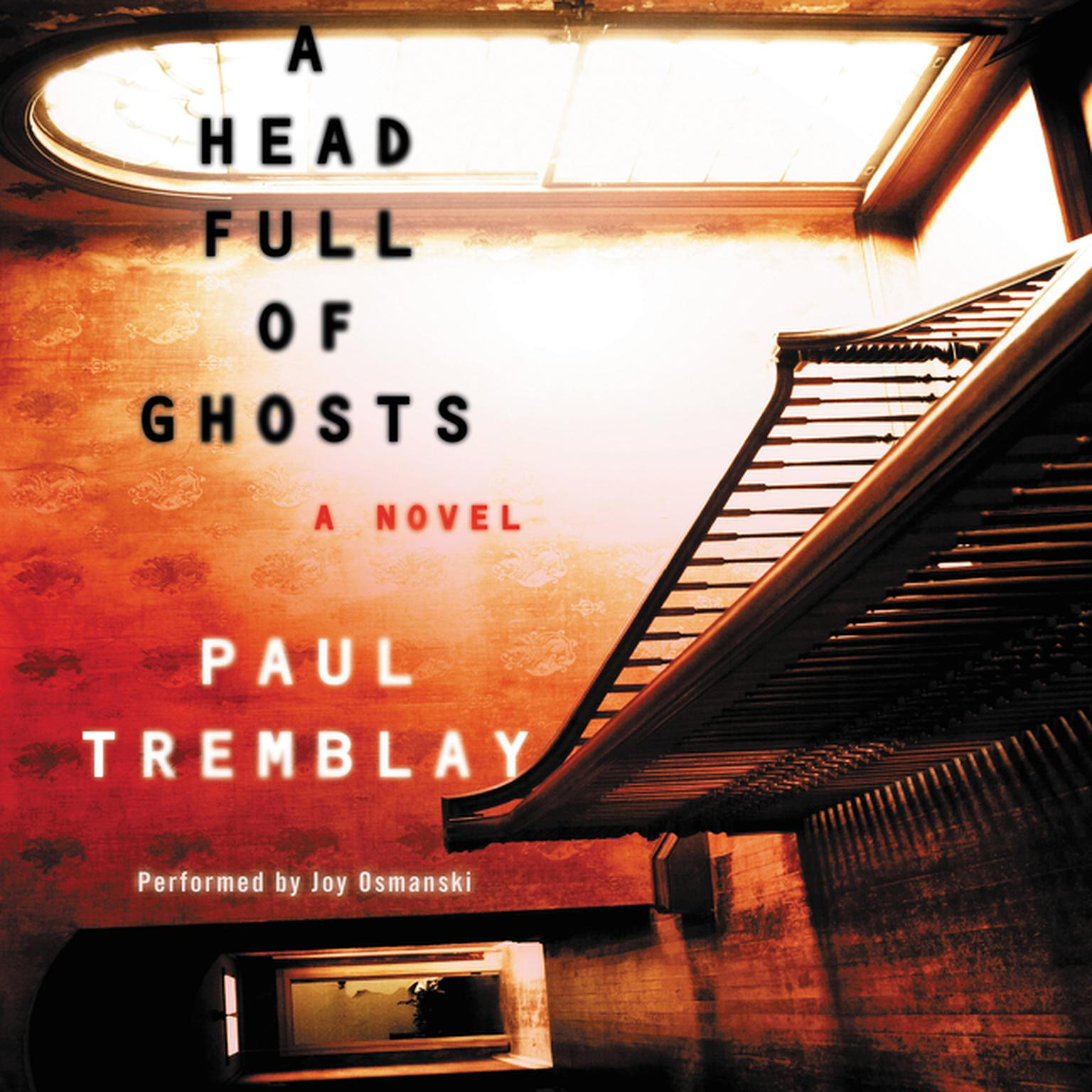 Printable A Head Full of Ghosts Audiobook Cover Art