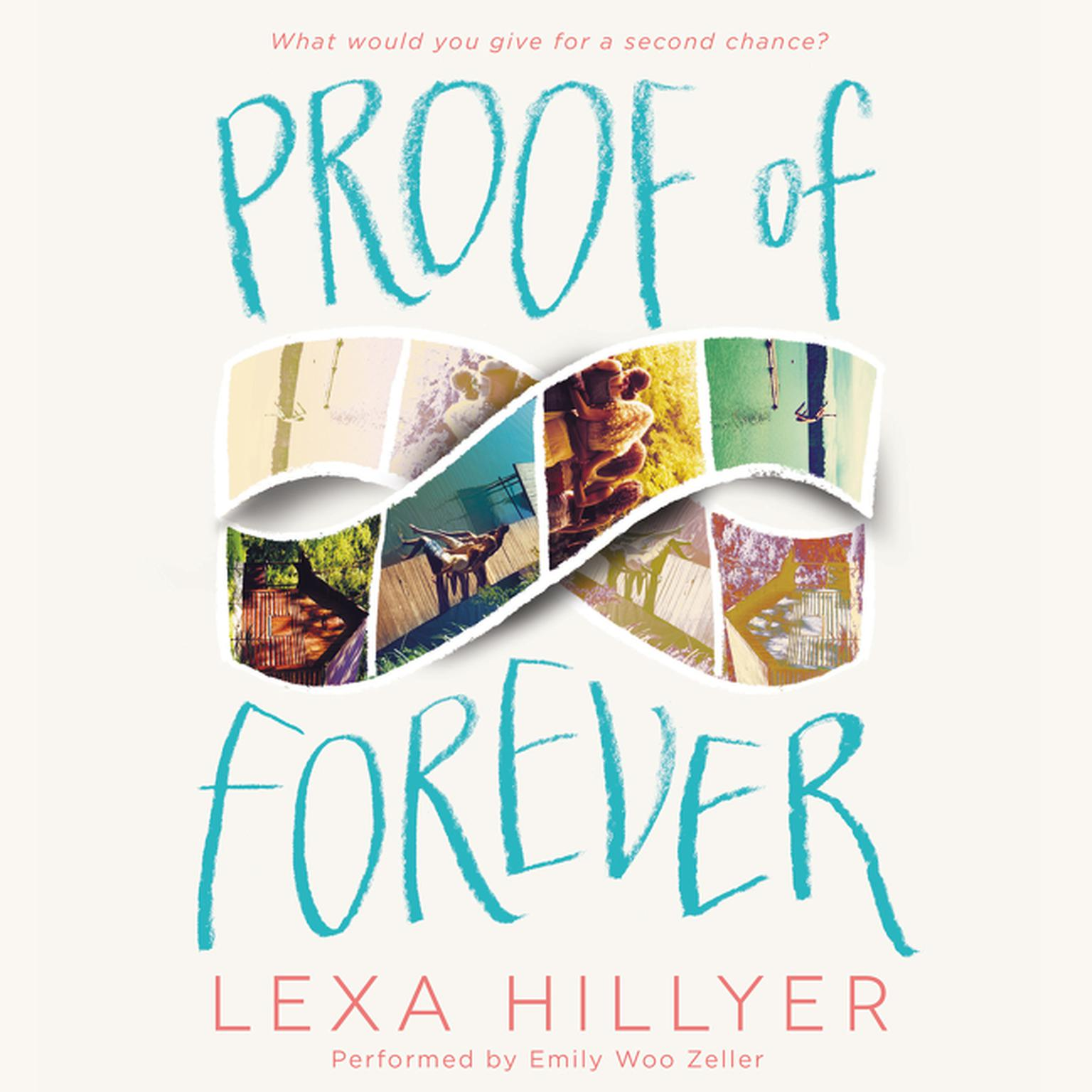 Printable Proof of Forever Audiobook Cover Art