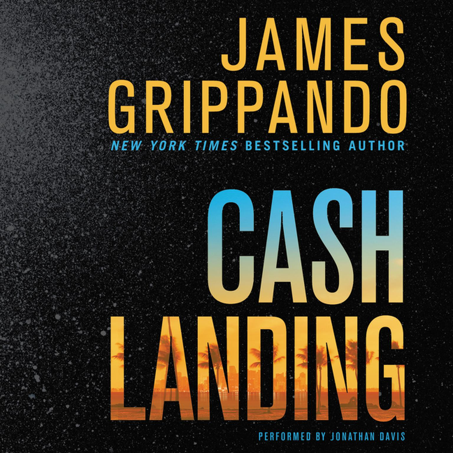 Printable Cash Landing: A Novel Audiobook Cover Art