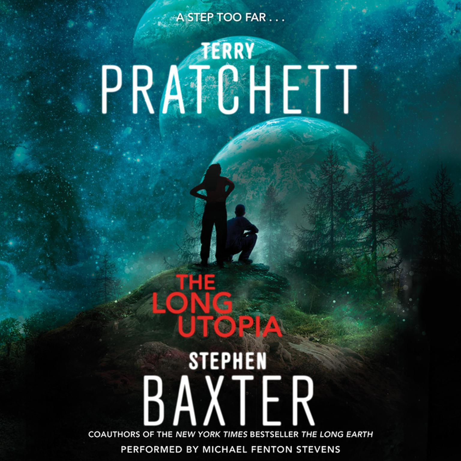 Printable The Long Utopia: A Novel Audiobook Cover Art