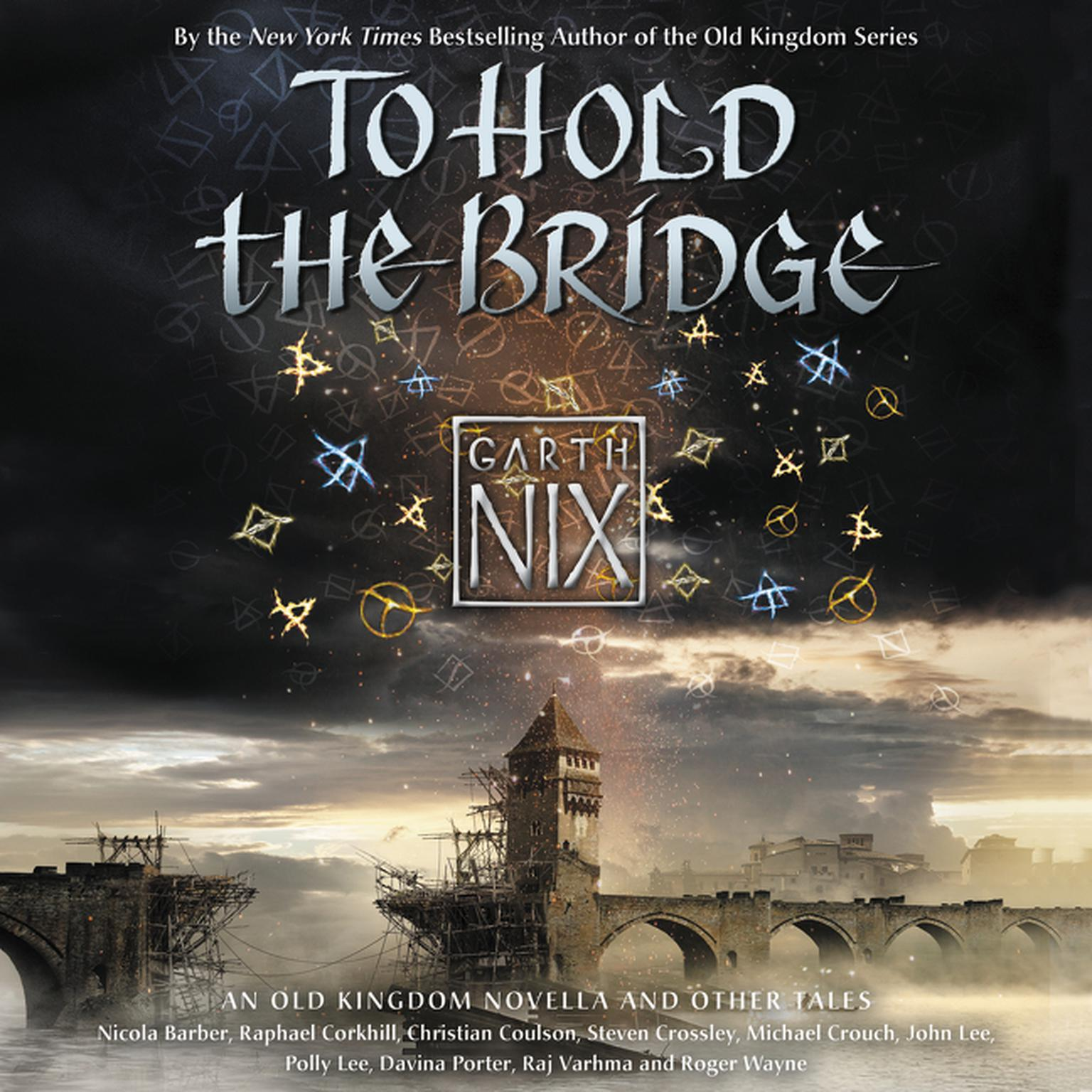 Printable To Hold the Bridge Audiobook Cover Art