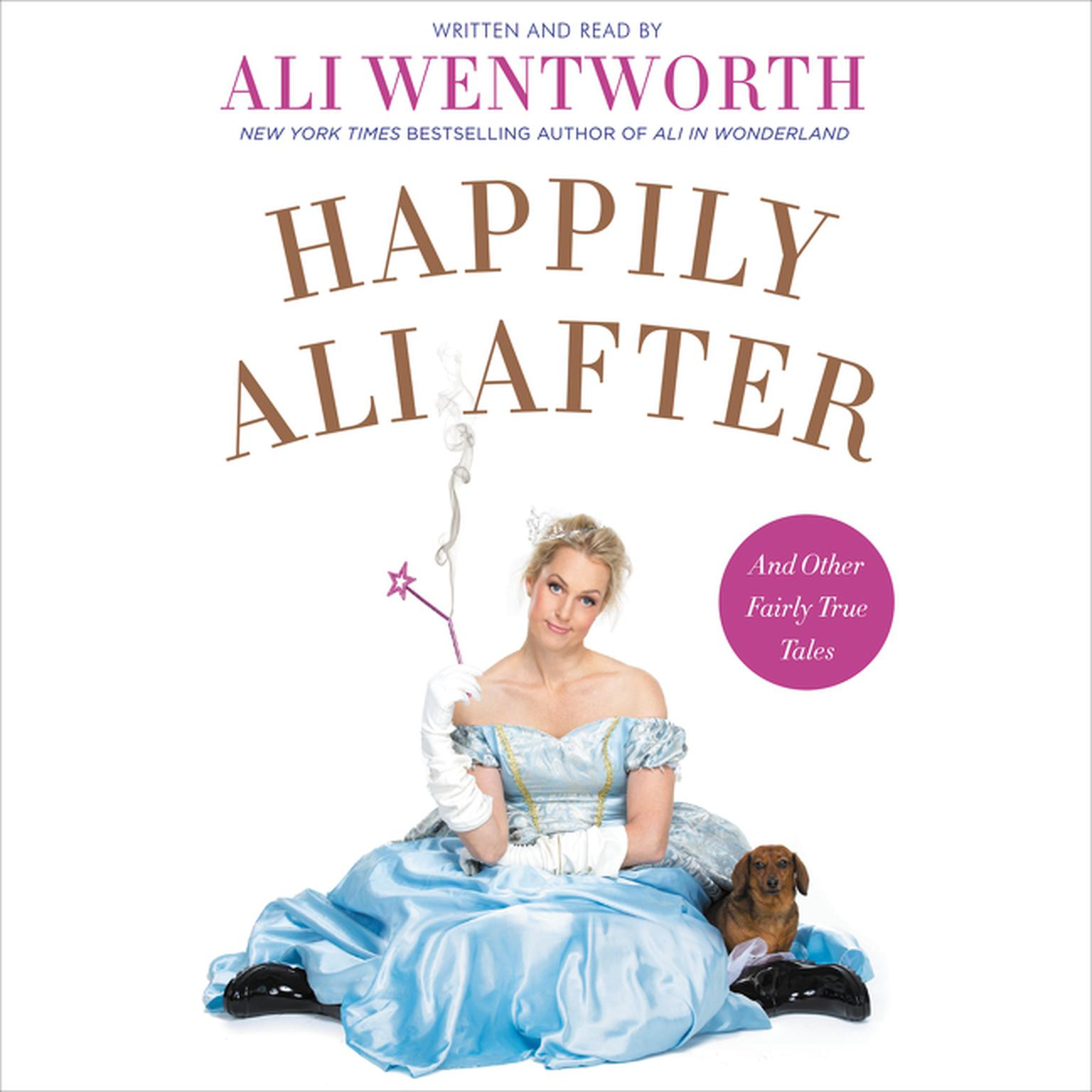 Printable Happily Ali After: And Other Fairly True Tales Audiobook Cover Art
