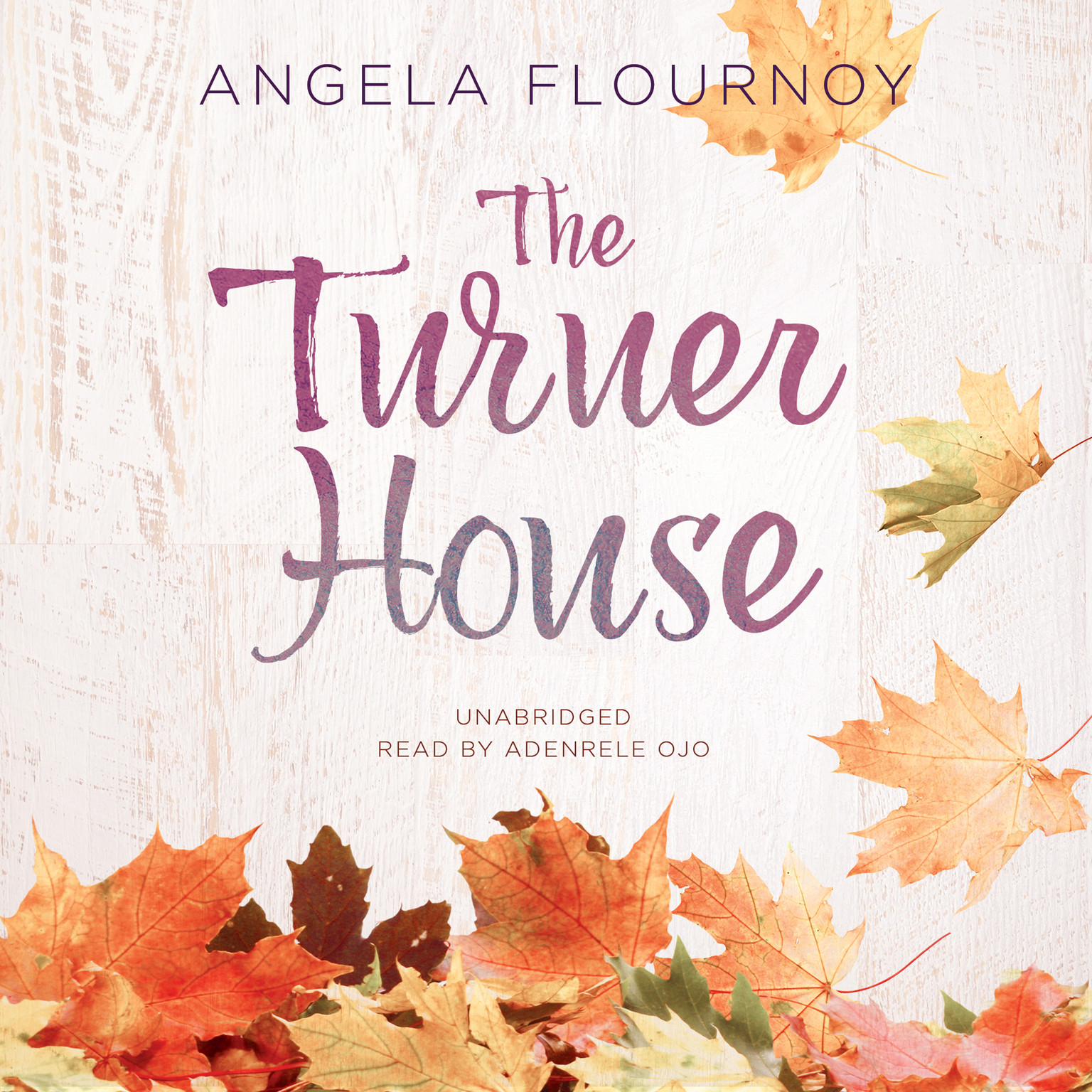 Printable The Turner House Audiobook Cover Art