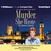 The Queen's Jewels: A Murder, She Wrote Mystery Audiobook, by Jessica Fletcher, Donald Bain