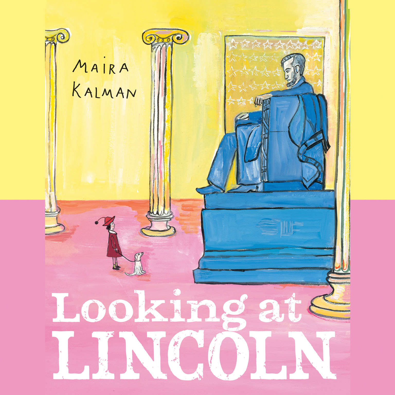 Printable Looking at Lincoln Audiobook Cover Art