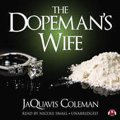 The Dopeman's Wife Audiobook, by JaQuavis Coleman