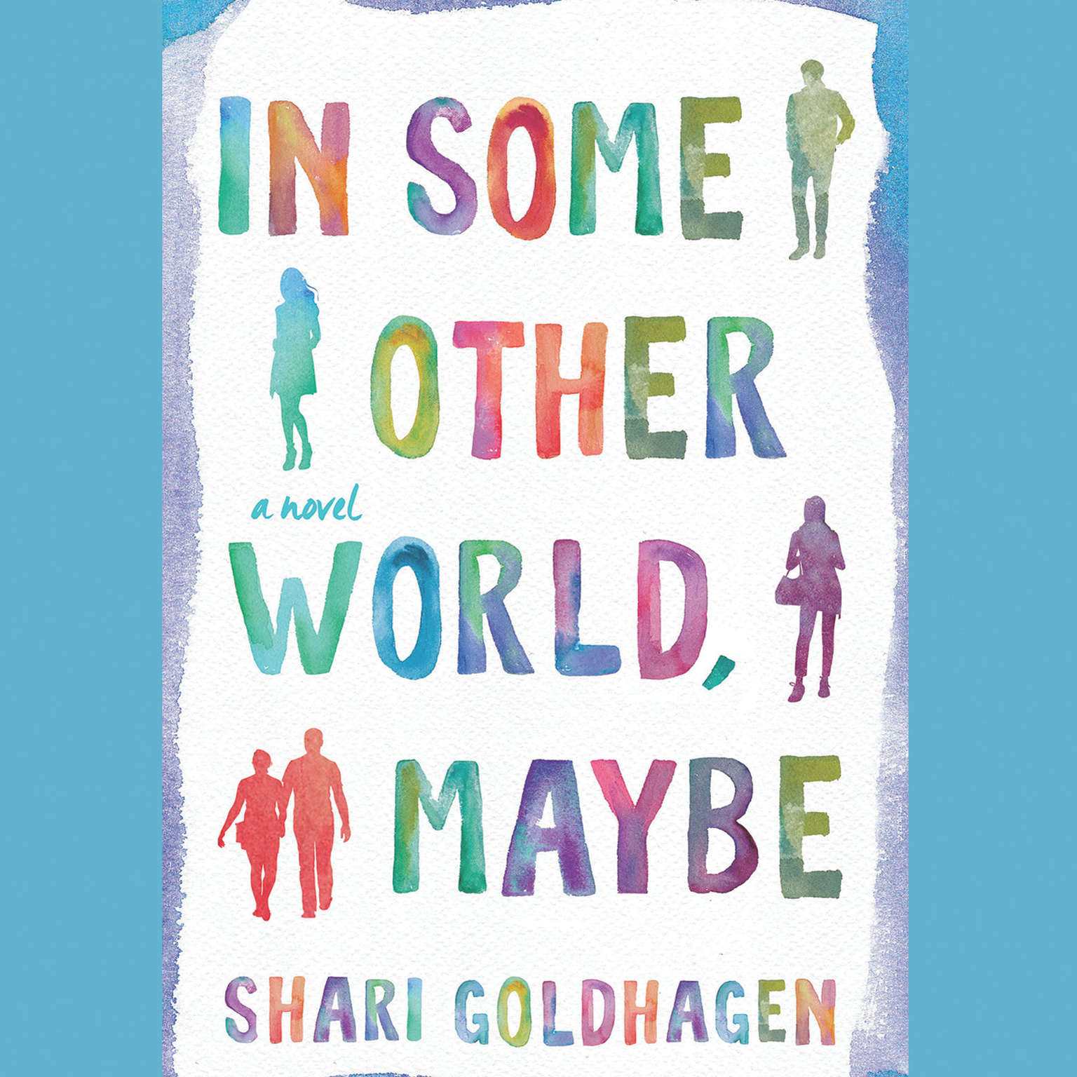 Printable In Some Other World, Maybe: A Novel Audiobook Cover Art