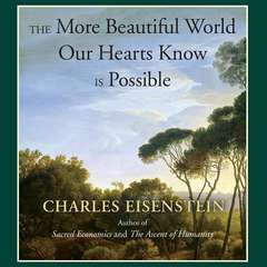 The More Beautiful World Our Hearts Know Is Possible Audiobook, by Charles Eisenstein