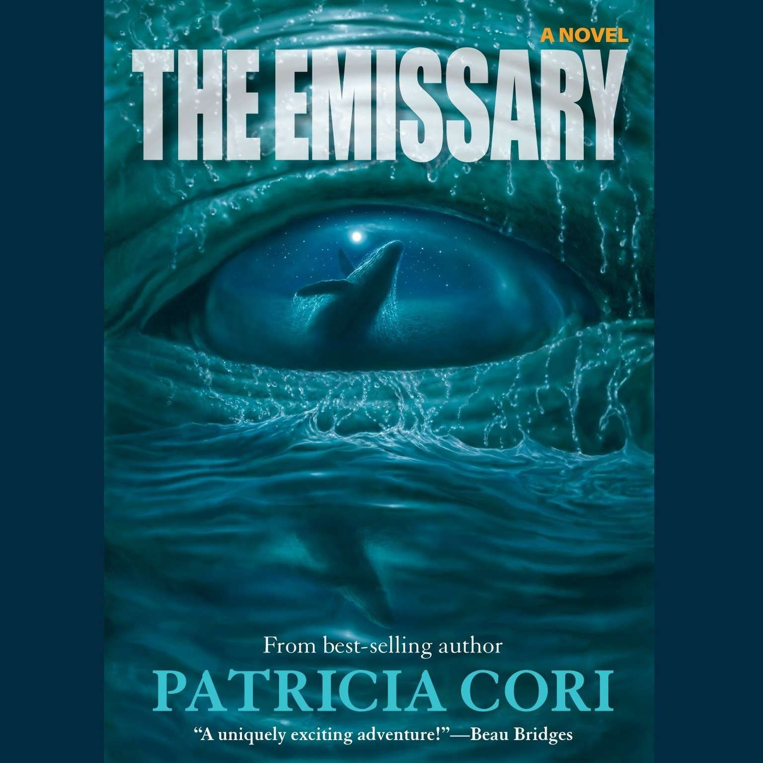 Printable The Emissary: A Novel Audiobook Cover Art