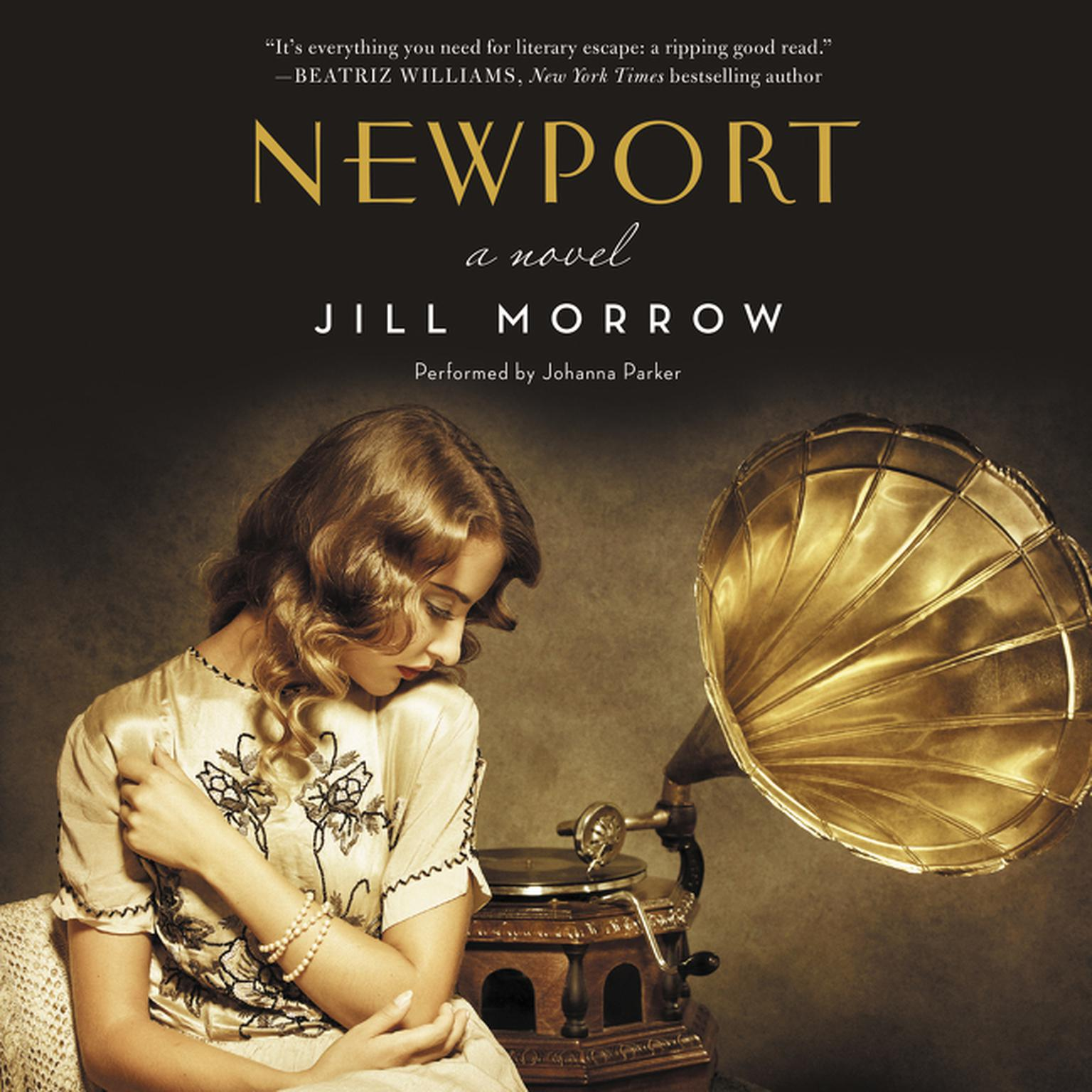 Printable Newport: A Novel Audiobook Cover Art