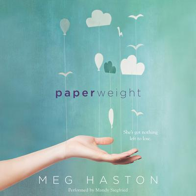 Paperweight Audiobook, by Meg Haston