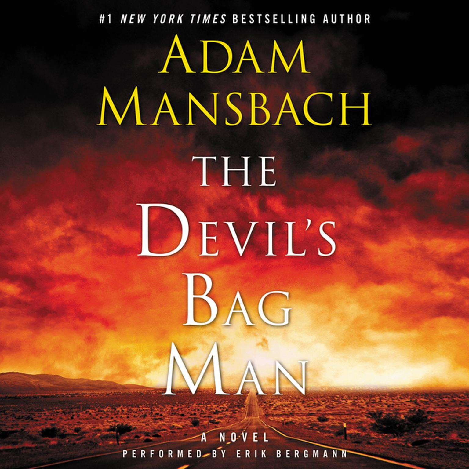 Printable The Devil's Bag Man: A Novel Audiobook Cover Art