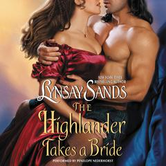 The Highlander Takes a Bride Audiobook, by Lynsay Sands
