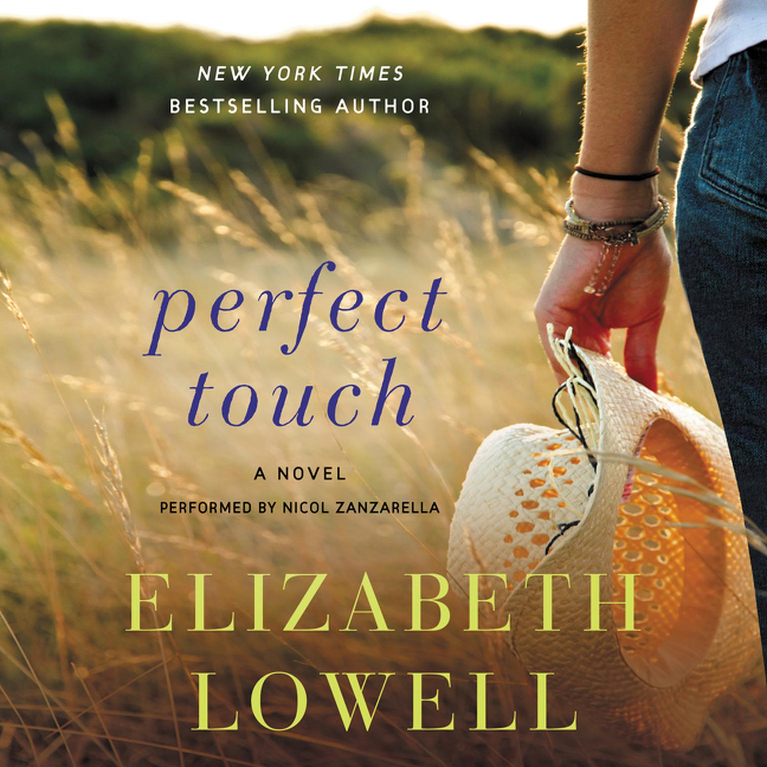 Printable Perfect Touch: A Novel Audiobook Cover Art