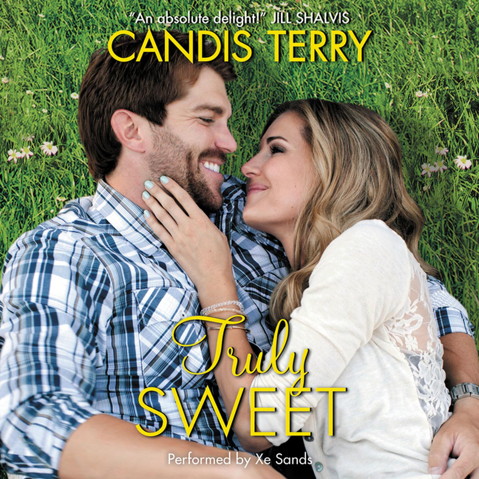 Printable Truly Sweet Audiobook Cover Art