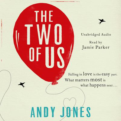 The Two of Us Audiobook, by Andy Jones