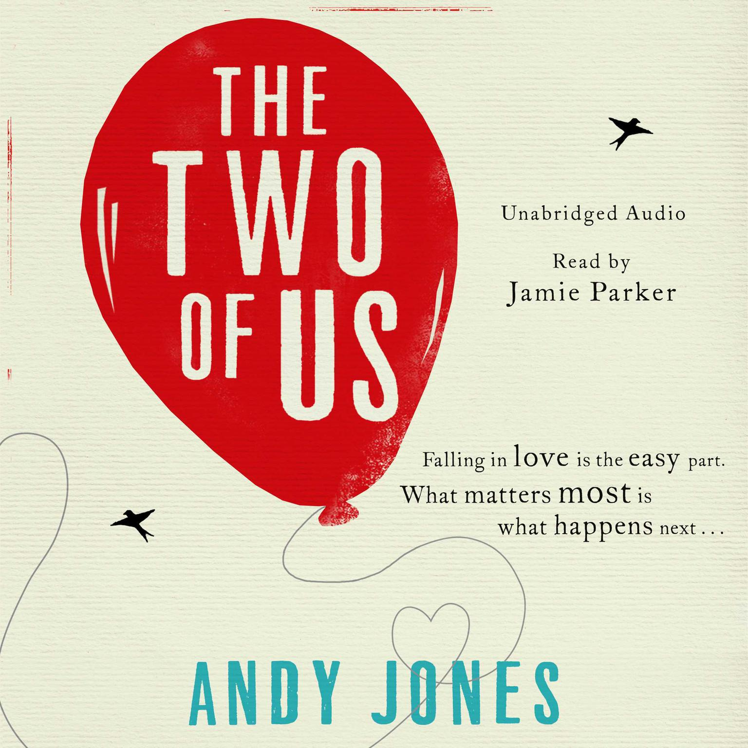 Printable The Two of Us Audiobook Cover Art