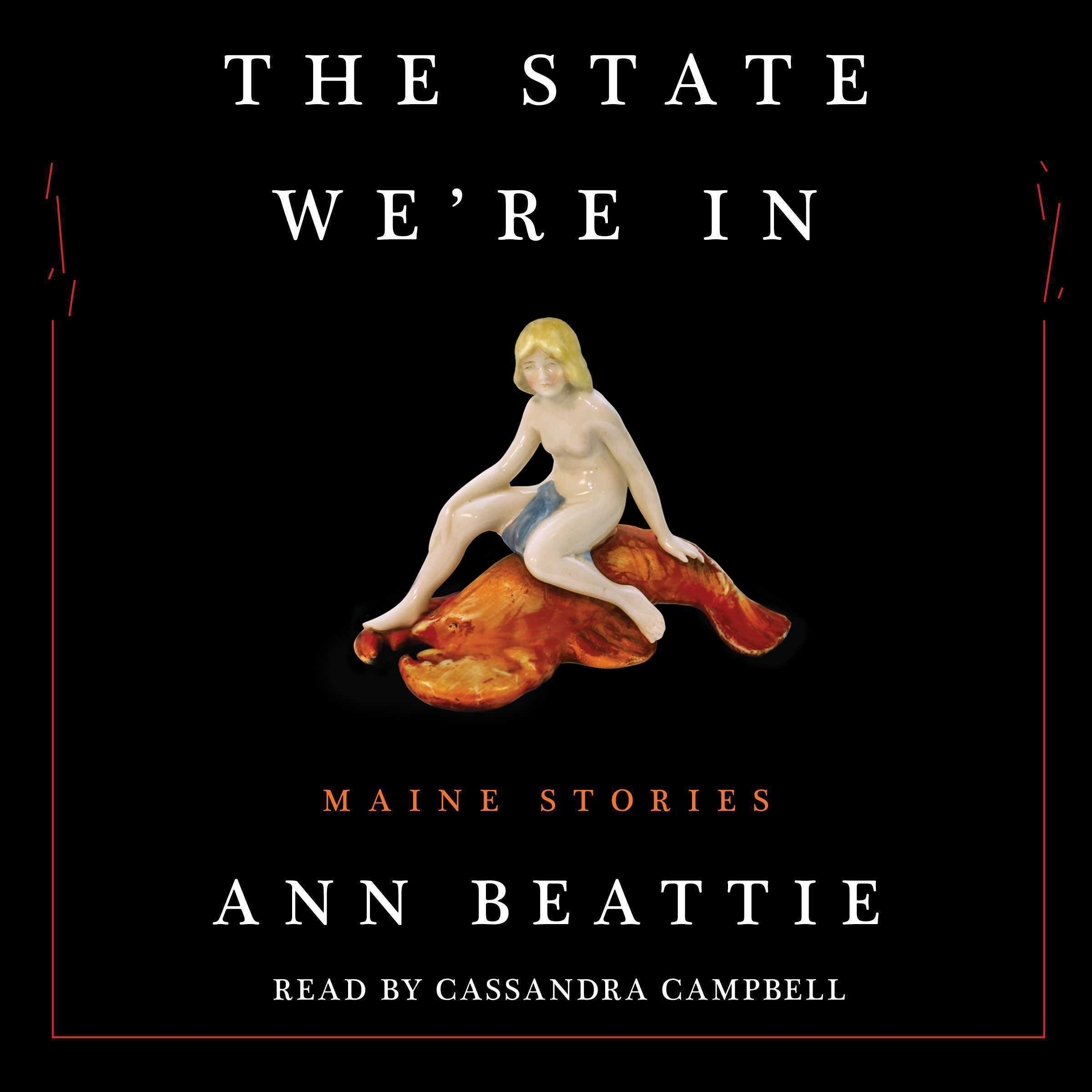 Printable The State We're In: Maine Stories Audiobook Cover Art