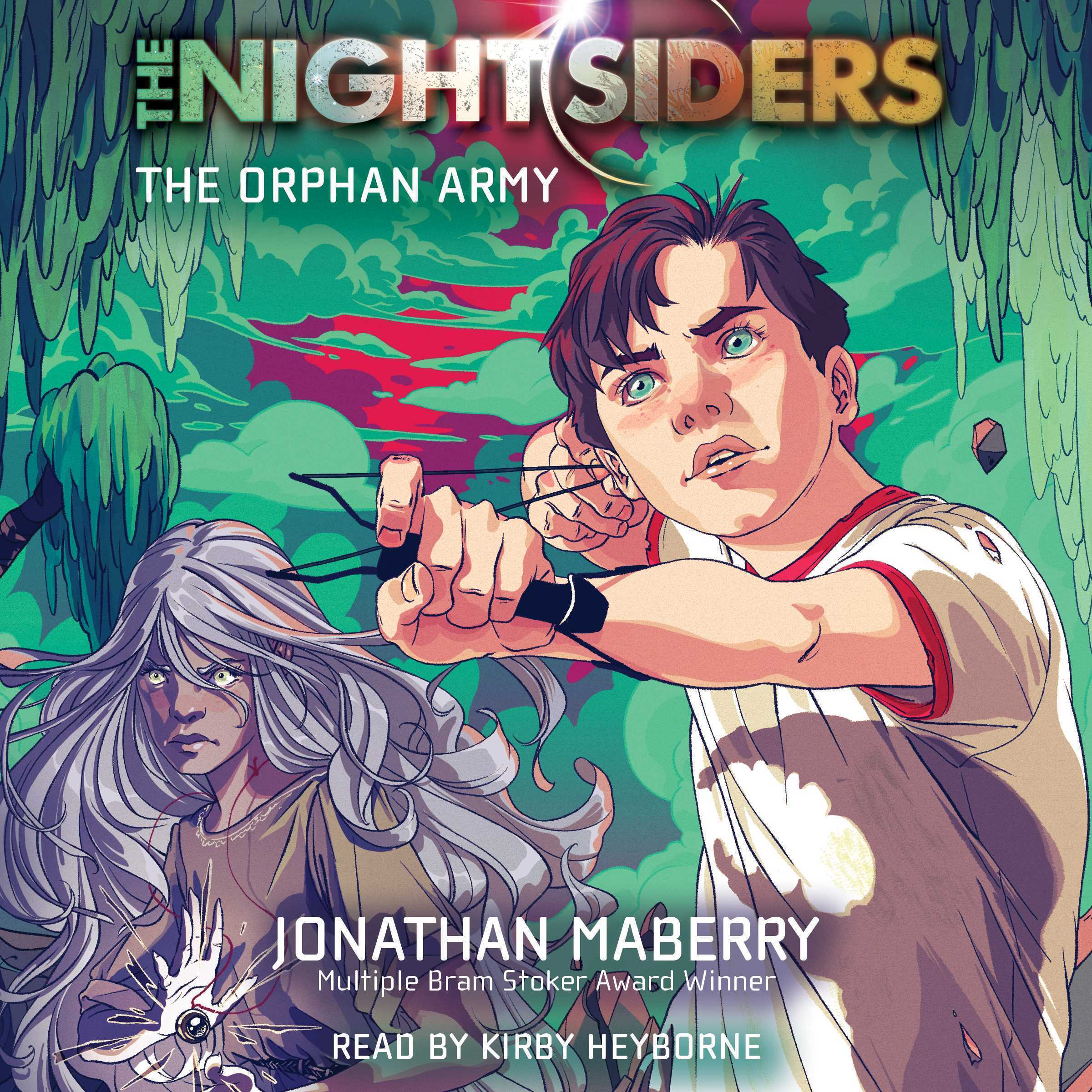 Printable The Orphan Army Audiobook Cover Art