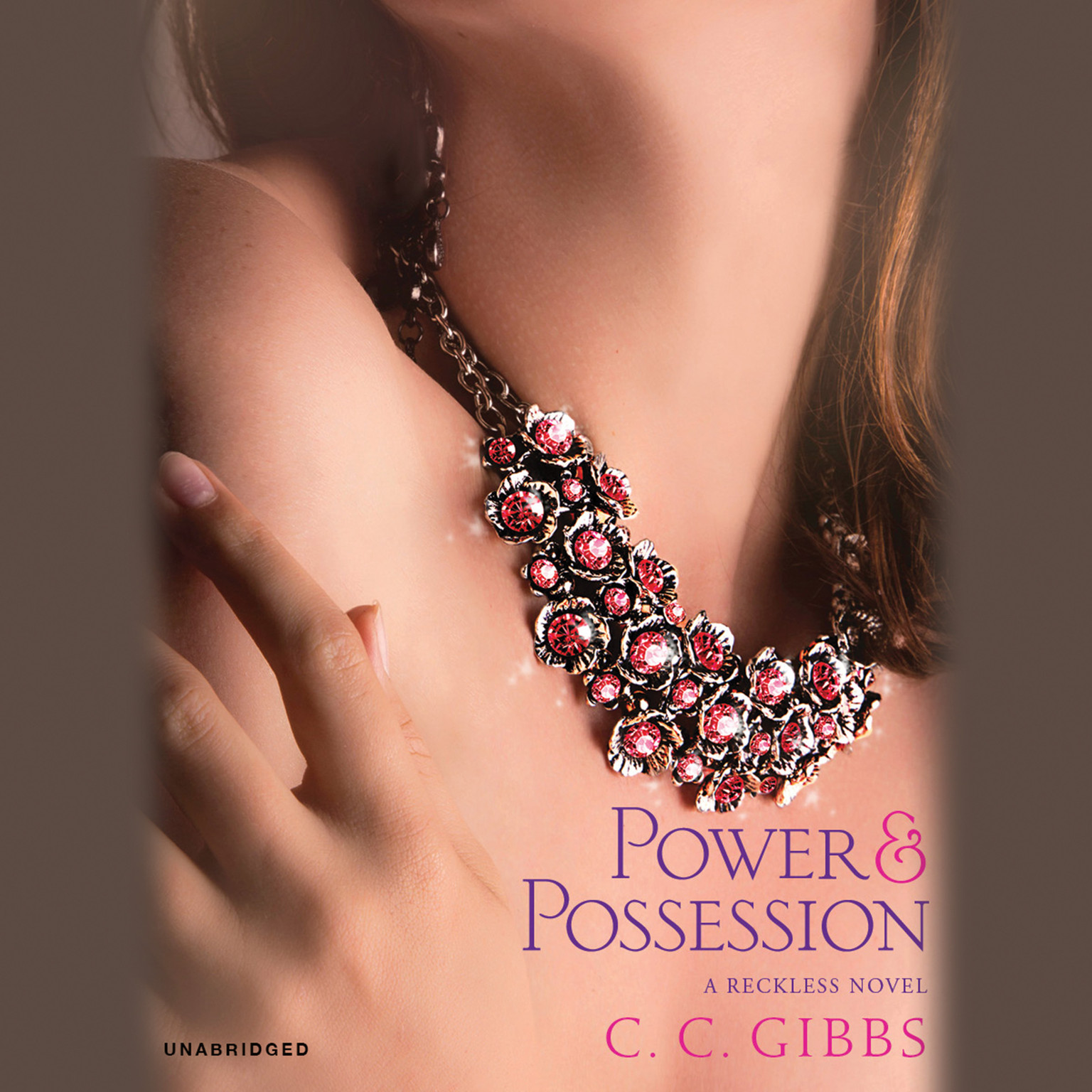 Printable Power and Possession Audiobook Cover Art