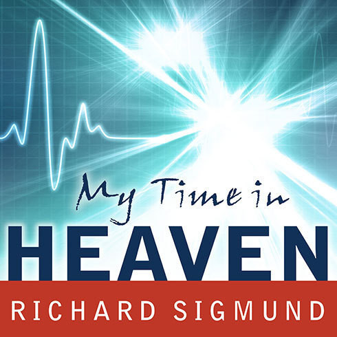 Printable My Time In Heaven: A True Story of Dying … and Coming Back Audiobook Cover Art