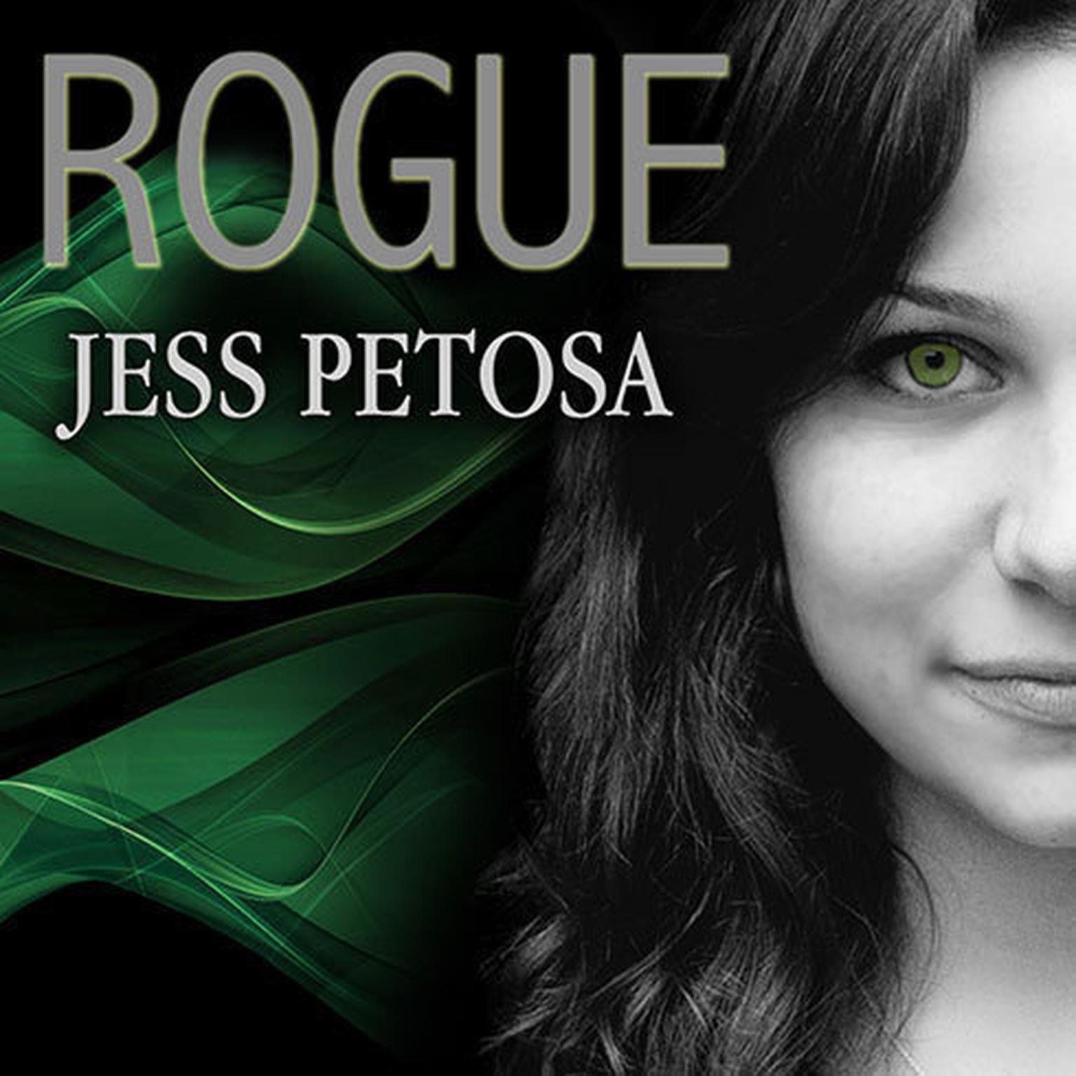 Printable Rogue Audiobook Cover Art