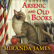 Arsenic and Old Books Audiobook, by Dean James, Miranda James