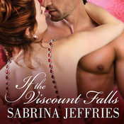 If the Viscount Falls, by Sabrina Jeffries