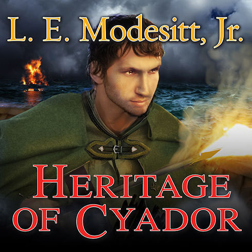 Printable Heritage of Cyador Audiobook Cover Art