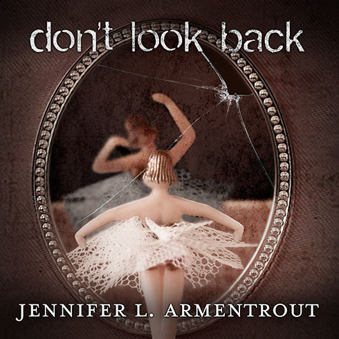 Printable Don't Look Back Audiobook Cover Art