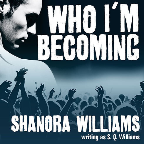 Printable Who I'm Becoming Audiobook Cover Art