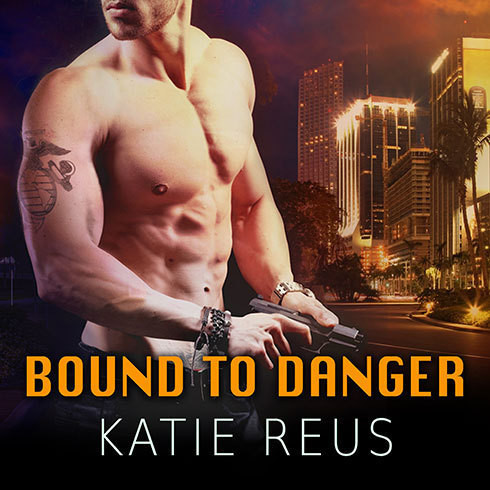 Printable Bound to Danger Audiobook Cover Art