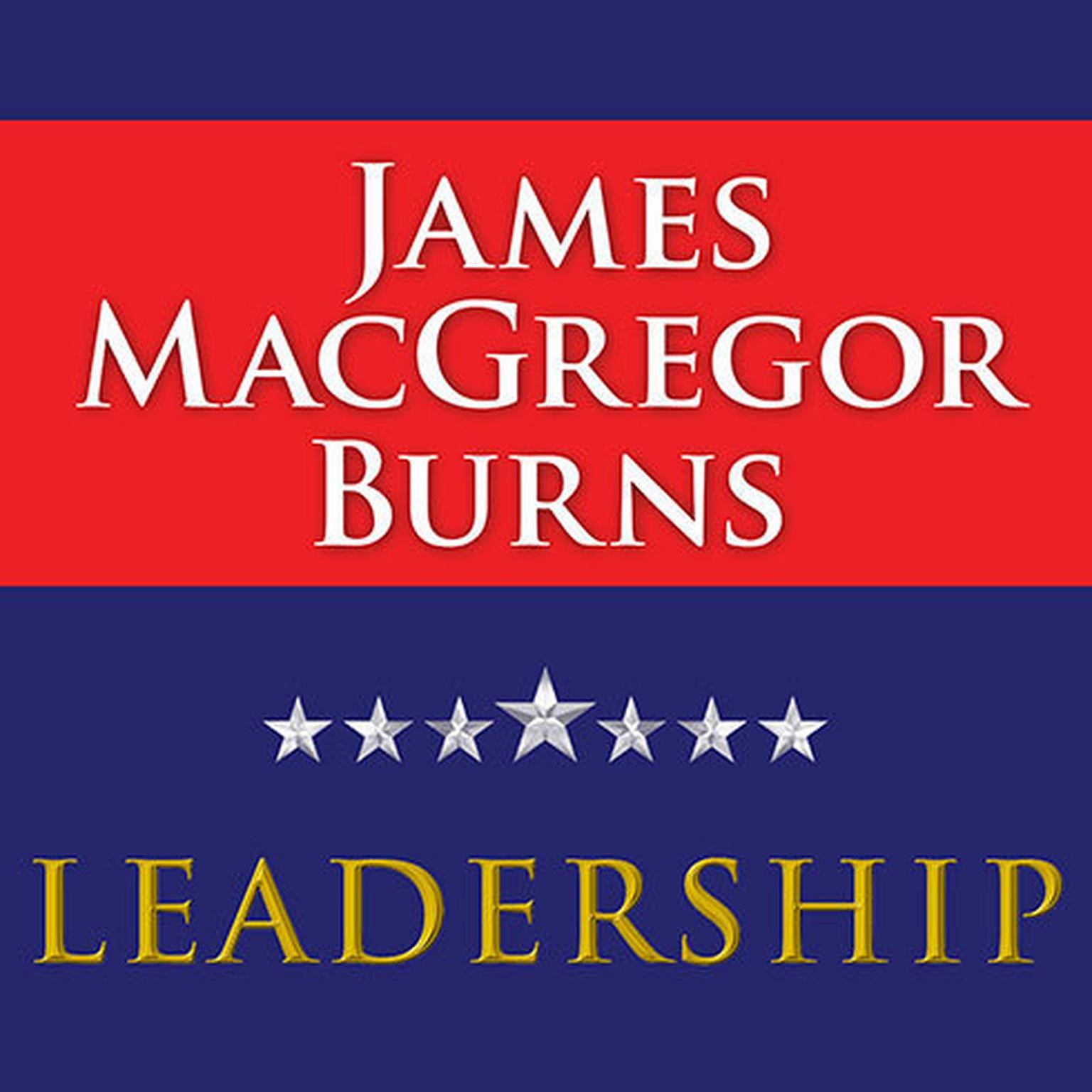 Printable Leadership Audiobook Cover Art