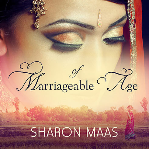 Printable Of Marriageable Age Audiobook Cover Art