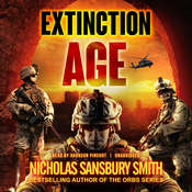 Extinction Age Audiobook, by Nicholas Sansbury Smith